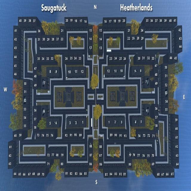 Black Fair Maps