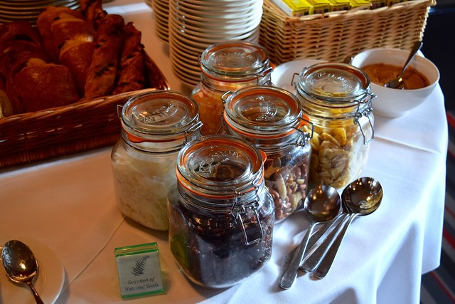 Breakfast Bar at Jesmond Dene House