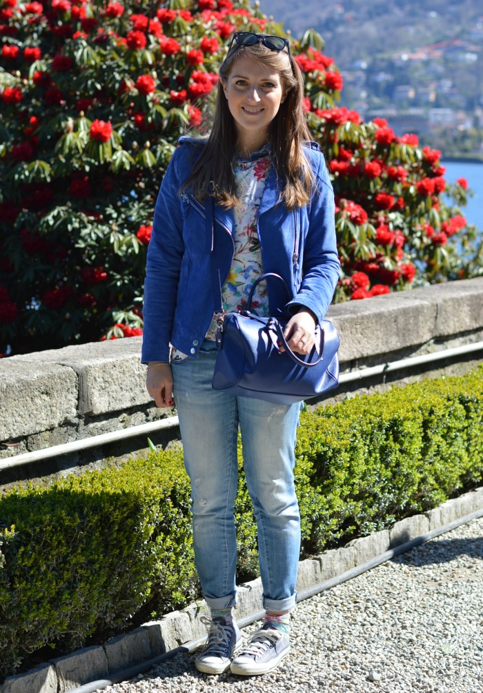 Stresa, wildflower girl, fashion, look, outfit, fiori 1
