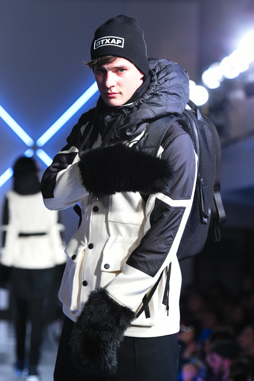 Tim Meiresone3182_FW15 Tokyo Onitsuka Tiger × ANDREA POMPILIO(Fashion Press)