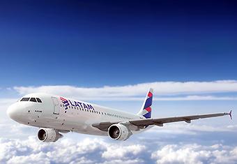 LATAM A320 render climb (LATAM)