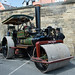 Small photo of Vintage Road Roller