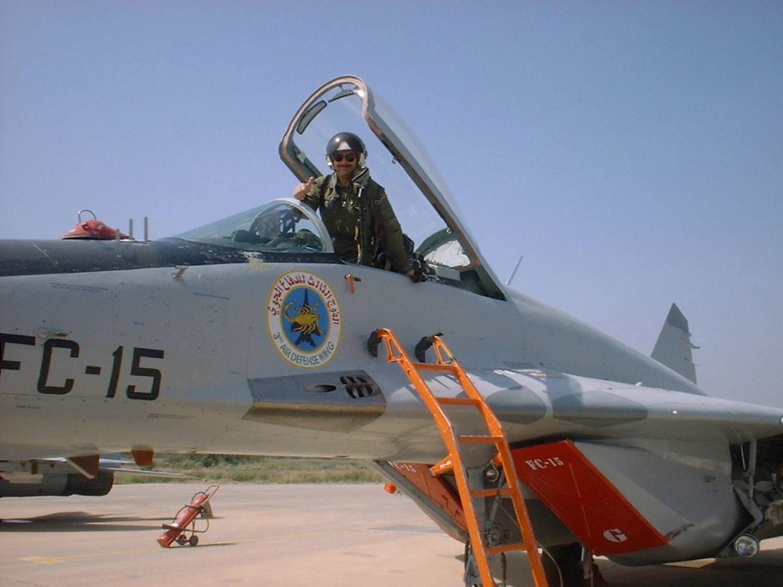 صور طائرات القوات الجوية الجزائرية  [ MIG-29S/UB / Fulcrum ] 27158819090_693425bb99_o