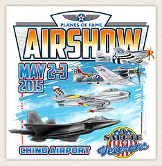 2015 Planes of Fame Air Show