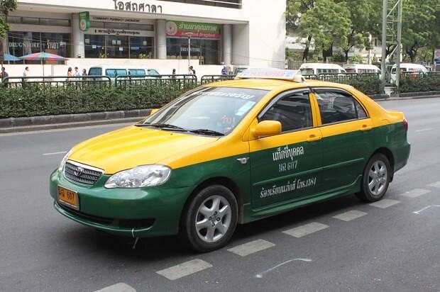160616 タイタクシー