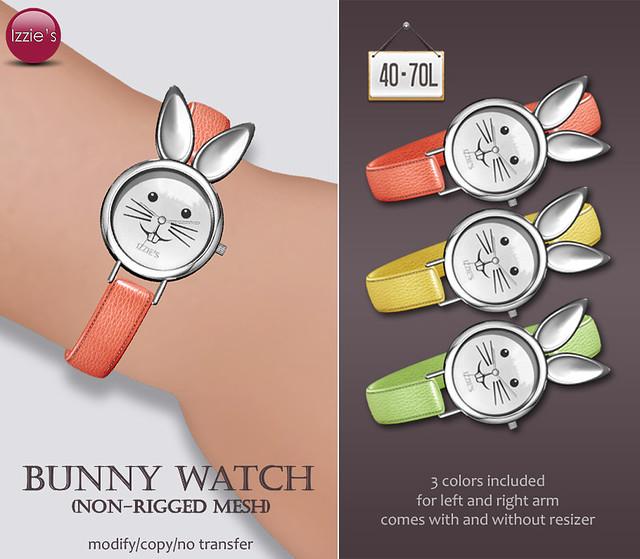 TDRF (Bunny Watch)
