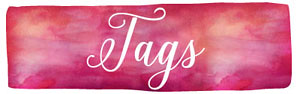 Watercolor Tags