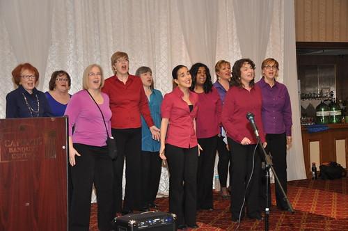 2015 IWD - Ontario Heartland Chorus 1