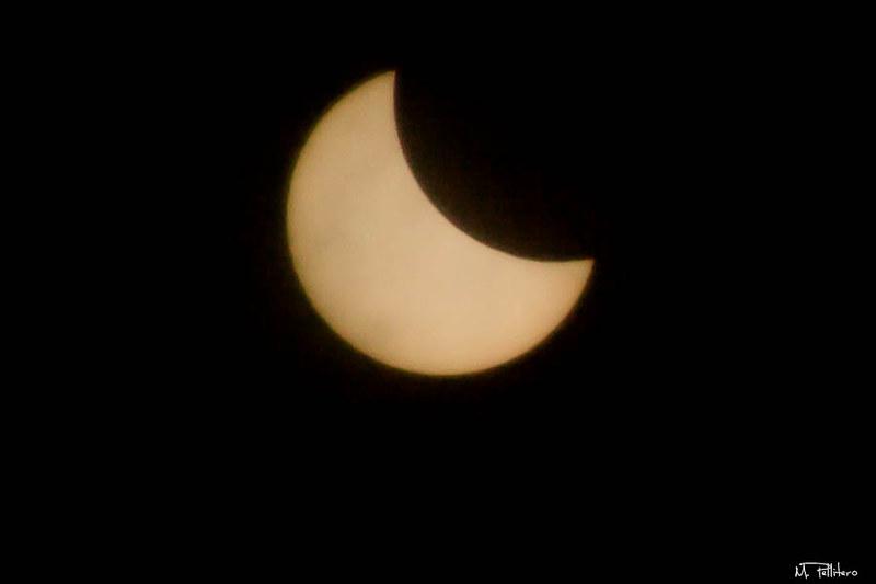 Eclipse desde SMDP - 2