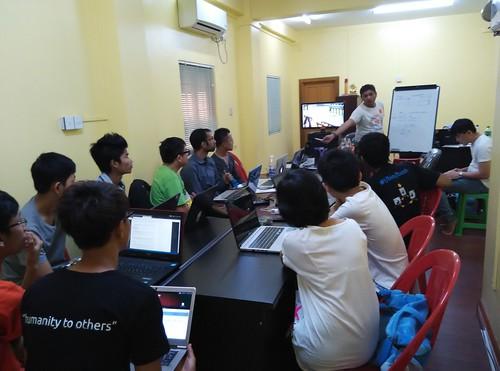 Ubuntu & Raspberry Pi Class