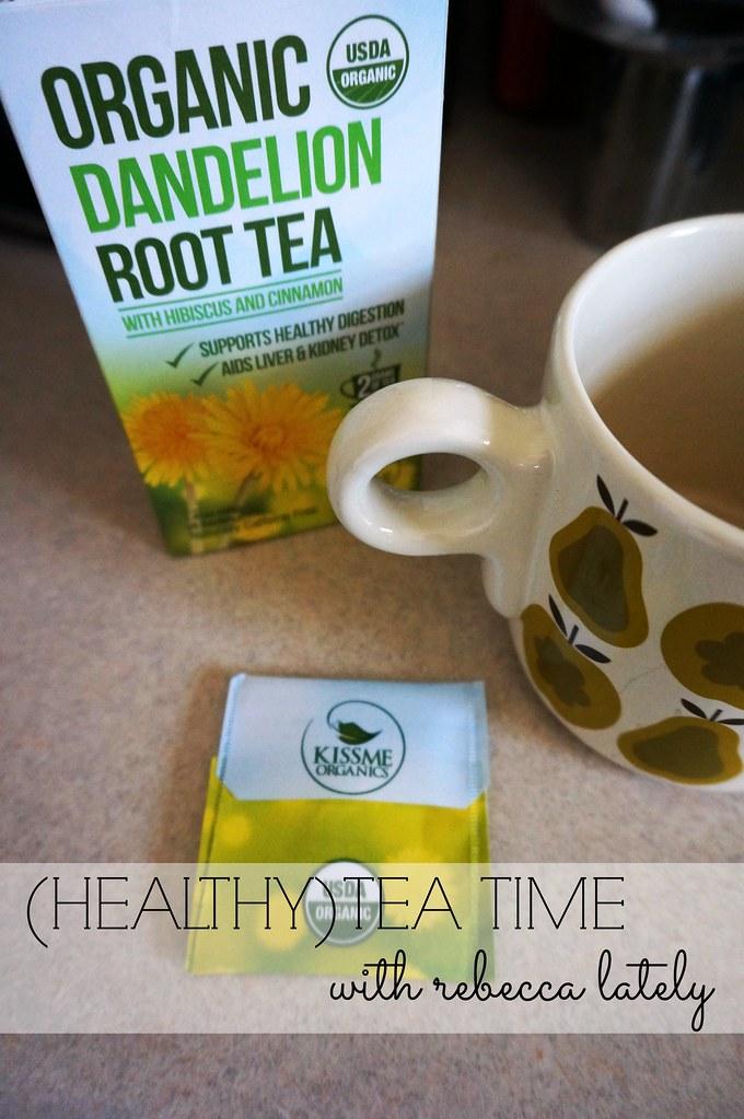 Kiss Me Organics Dandelion Root Tea