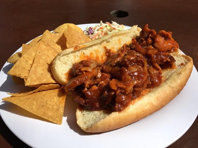Yosemite Lodge Food Court Menu