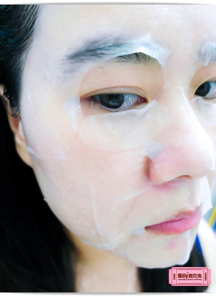 梅西美妝植萃水漾舒護面膜10003