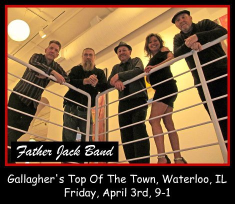 Father Jack Band 4-3-15