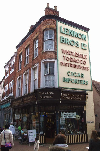 Lennon Bros Sign