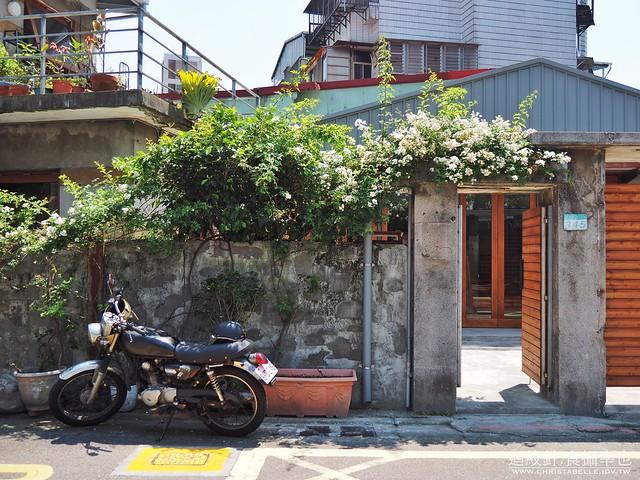 台北。苔毛咖啡