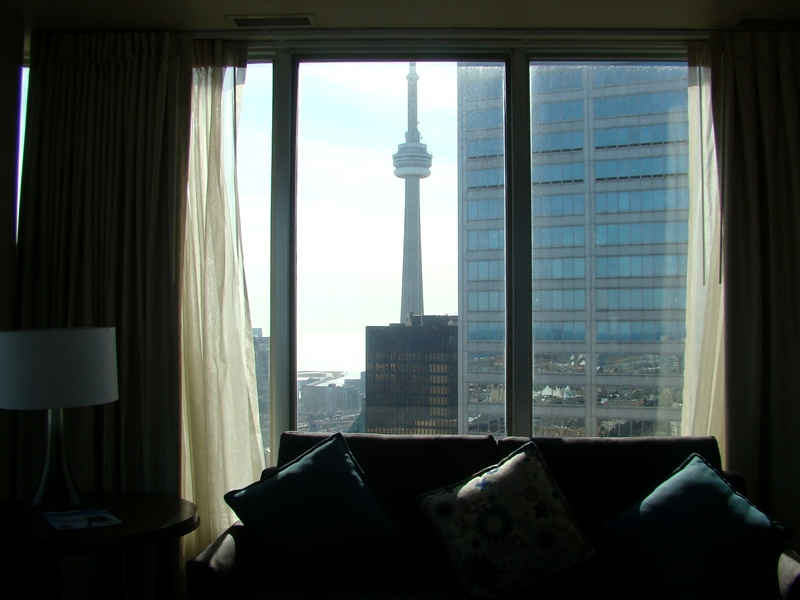 One King West hotel south view