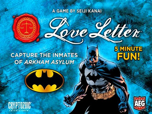 018 Love Letter Batman