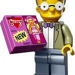 LEGO The Simpsons Smithersjpg