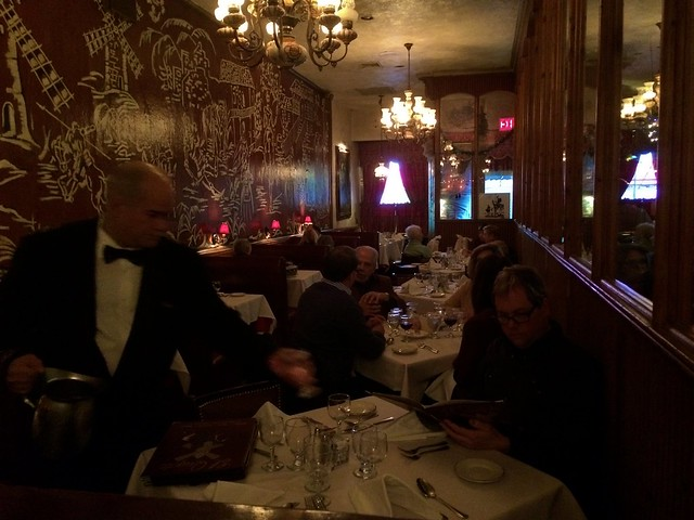 El Quijote Restaurant New York City NYC December 2014