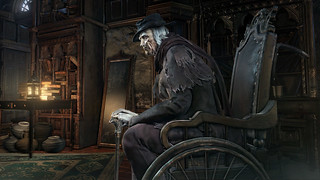 Bloodborne: ТВ-реклама и детали развития персонажа