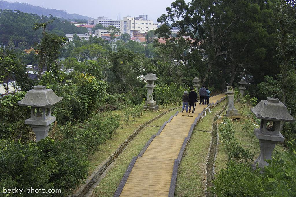 2015.Hualien 玉里神社
