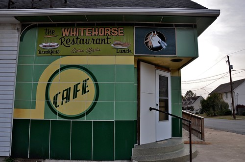 The White Horse - Berwick PA 2013