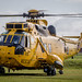 Last visit of the Sea King, Whitby 15-03-2015 by archangel 12
