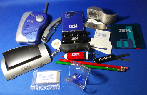 IBM Logo Goods