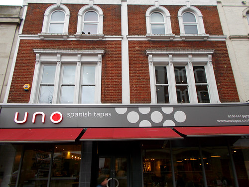 Uno Tapas, High St.  - Sutton, Surrey, Greater London