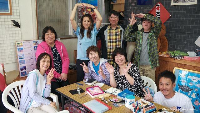 本日の集合写真♪ 2015/03/27