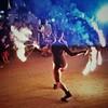#EarthHour #WWFGeorgia #fire #show #event #UseYourPower