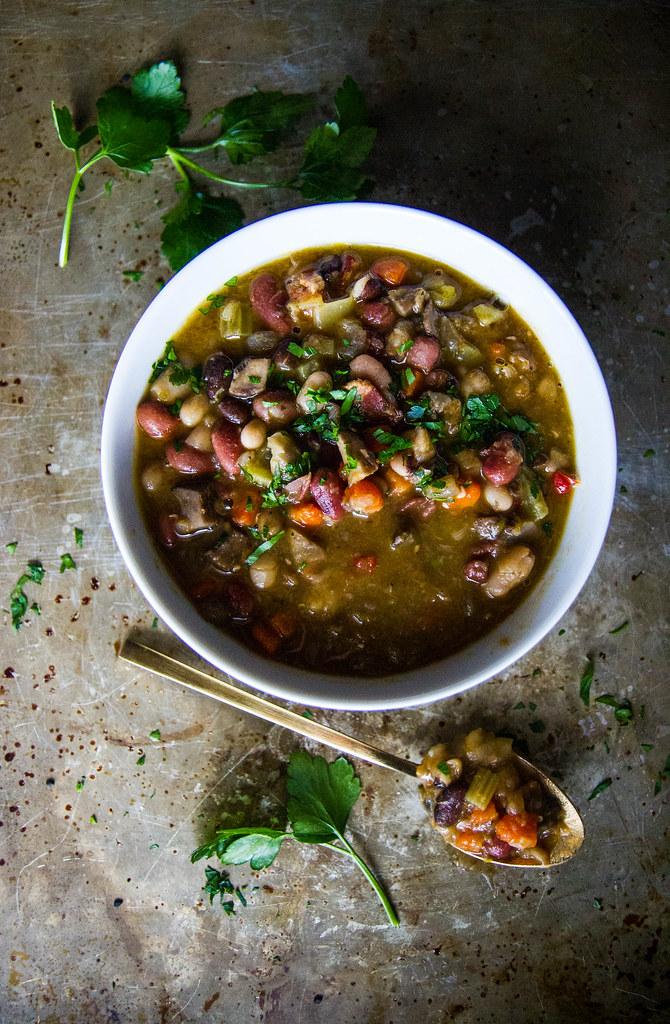 Bacon Bean Soup