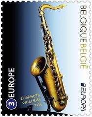 13 LE SAXOPHONE timbre A