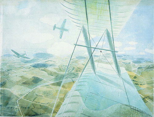 Ravilious_Hurricane_in_Flight