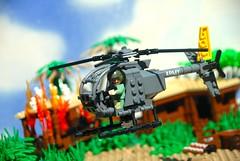 OH-6 Cayuse: Version