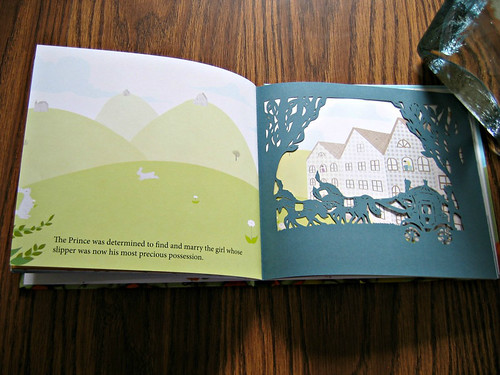 Cinderella: A Cut-Paper Book Review and Giveaway