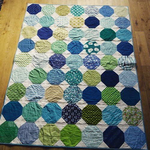 It's a finish! #siblingstogether #stqb #finishit2015 #quilt #quilting #sewing #handmade