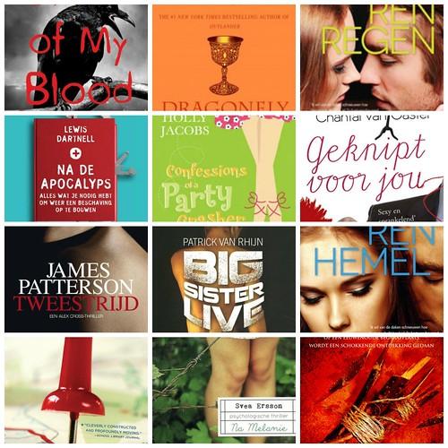 Gelezen boeken september 2014
