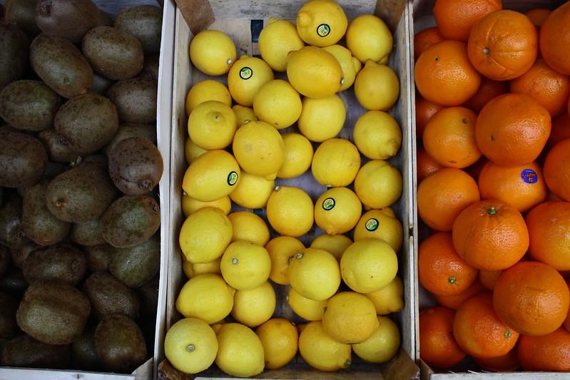 Arles Market, February 14th, 2015