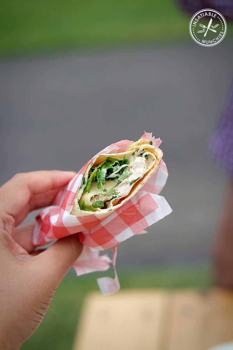 Chicken Egg Wrap from Bondi's Best