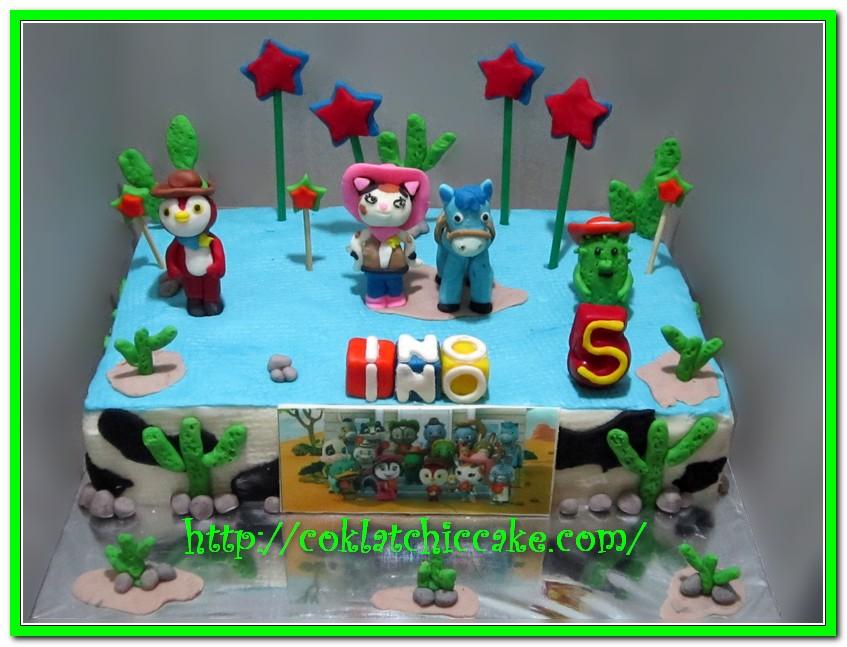 Cake Sheriff Callie