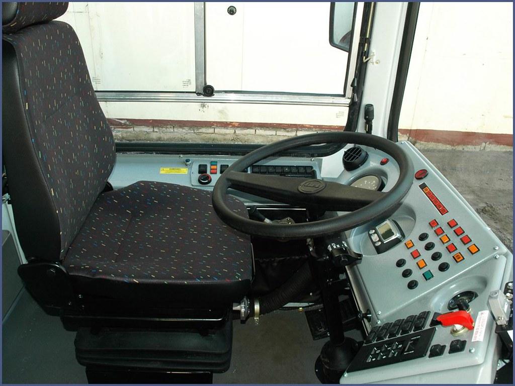 кабина ЛиАЗ-6212