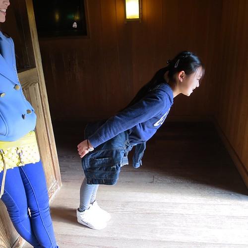 マイケルジャクソン、別バージョン。 #日光江戸村 #edowonderland
