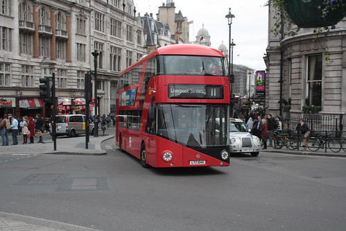 LT45 New Routemaster