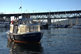 False Creek Ferries - Spirit of CY Balfry