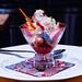 泡泡草莓蛋糕聖代