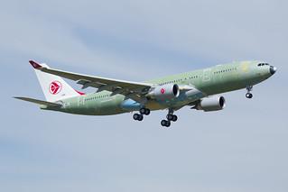 F-WWKP / 7T-VJB - Airbus A330-200 - Air Algérie - msn 1630
