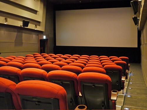 YEBISU GARDEN CINEMAスクリーン2