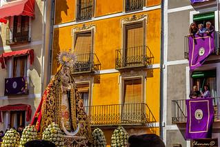 Domingo-de-Ramos-2015,-Nuestra Señora de La Esperanza
